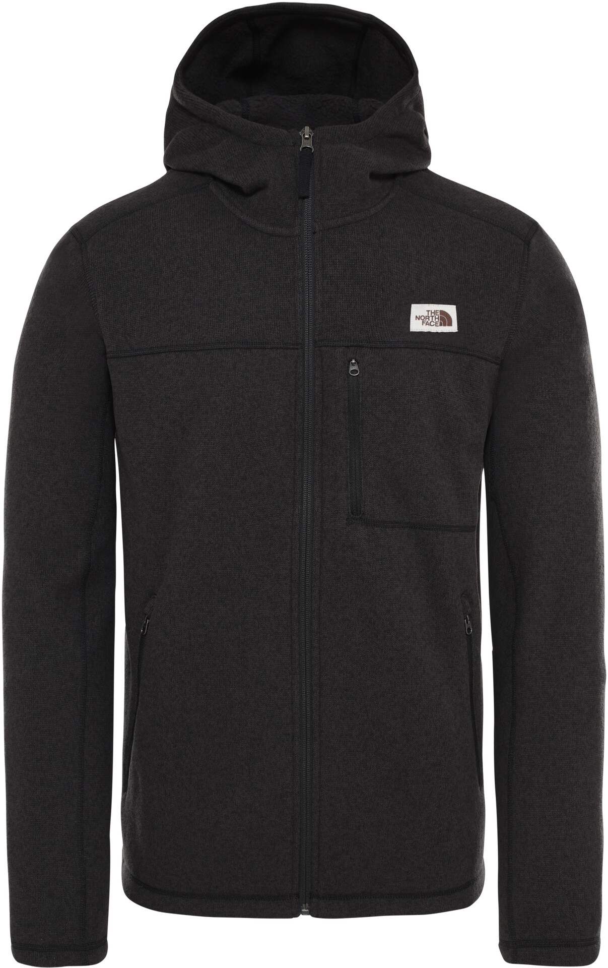 The North Face Gordon Lyons Hoodie Jacket Men tnf black heather